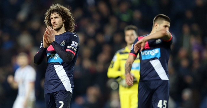 Fabricio Coloccini: Knows Newcastle United must improve quickly