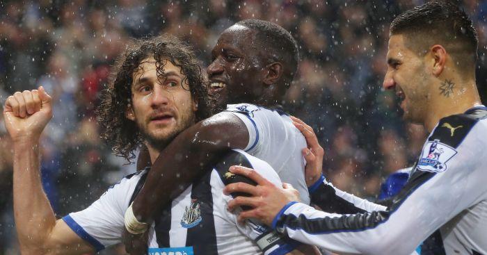 Fabricio Coloccini: Opened the scoring for Newcastle
