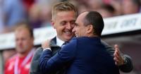 Roberto Martinez: Praise for sacked Swansea City boss Garry Monk