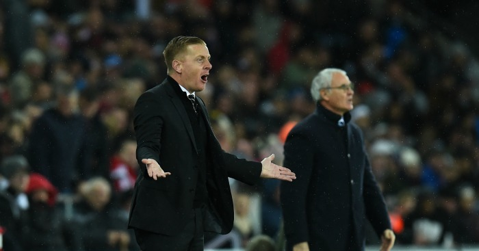 Garry Monk: Manager sacked after failing to win since August