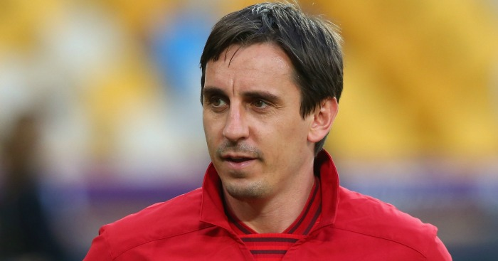 Gary Neville: Turns back on coaching
