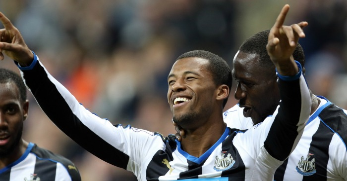 Georginio Wijnaldum: Says Newcastle are working hard to improve results