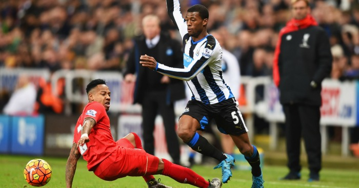 Georginio Wijnaldum: Set for move to Liverpool