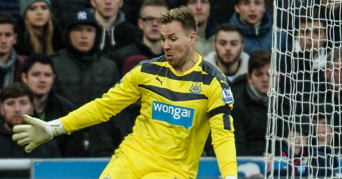 Rob Elliot: Feels Newcastle can build on Spurs win
