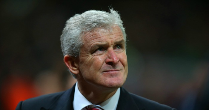 Mark Hughes: Disappointed with recent results