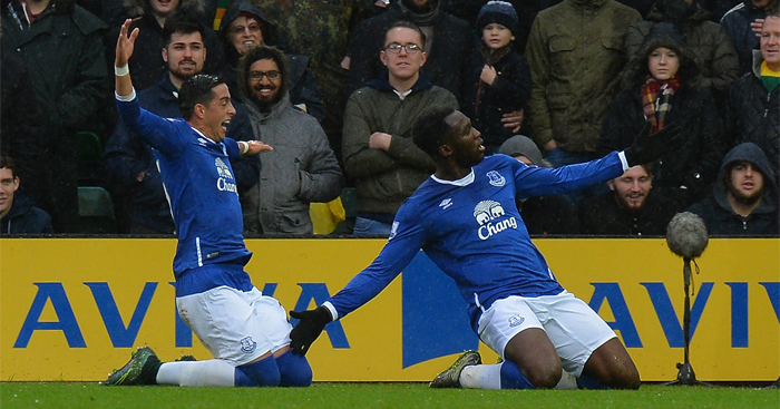 Romelu Lukaku: Continued fine goalscoring run