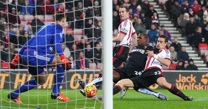 Winner: Early Ighalo goal settles contest