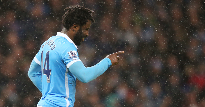 Wilfried Bony: Netted opener against former club