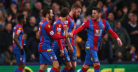 Palace: Celebrate as Cabaye sees off Saints