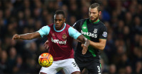 Stalemate: Neither side were able break the deadlock