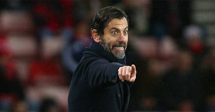 Quique Sanchez Flores: Warning to his players