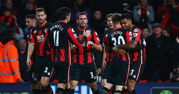 Bournemouth: Celebrate King's winner