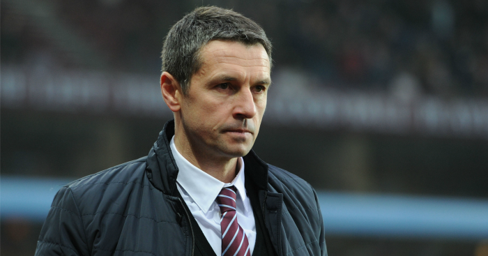 Remi Garde: Calls on Villa to show safety belief