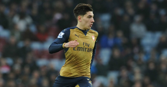 Hector Bellerin: Back in the groove at Arsenal