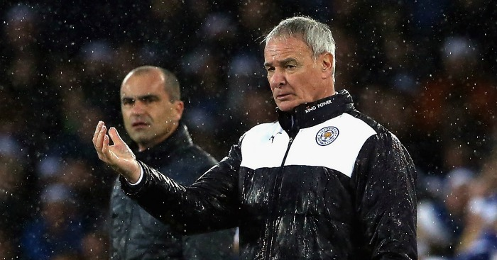 "Claudio Ranieri: Admits that he is ""very happy"""