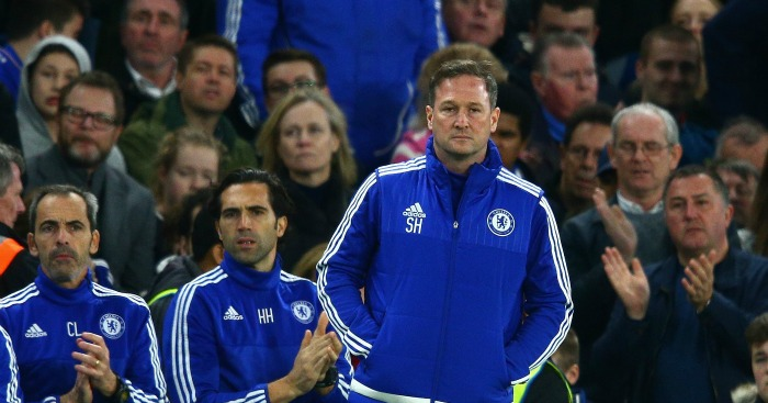 "Steve Holland: Had a ""responsibility"" to take charge"