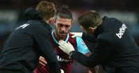 Andy Carroll: In line for latest West Ham return