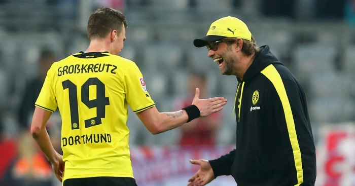 Kevin Grosskreutz: Defender coached by Klopp at Dortmund