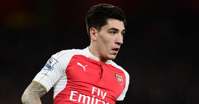 Hector Bellerin: Impressive for Arsenal this season
