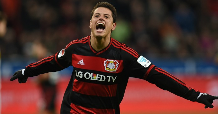 Javier Hernandez: Linked with Liverpool switch