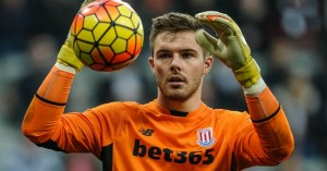 Jack Butland: Linked with Manchester United