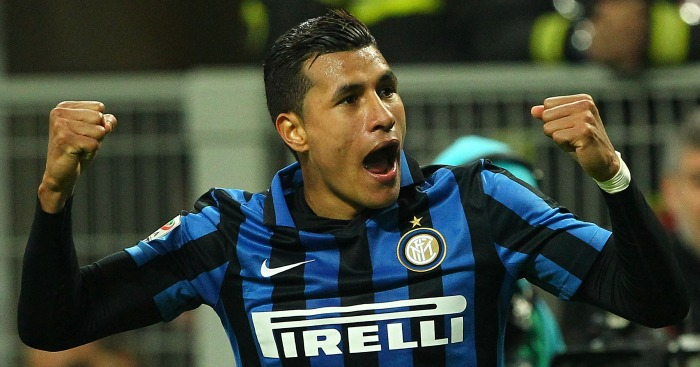 Jeison Murillo: Linked with Arsenal