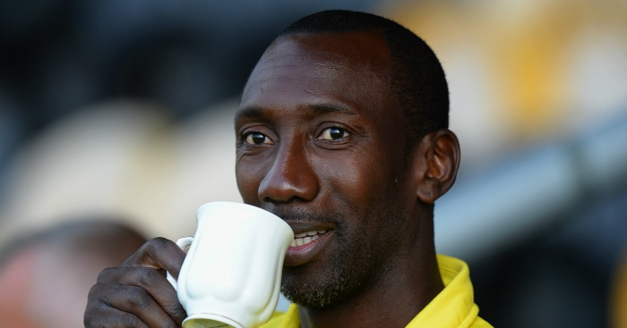 Jimmy Floyd Hasselbaink: Named as QPR manager