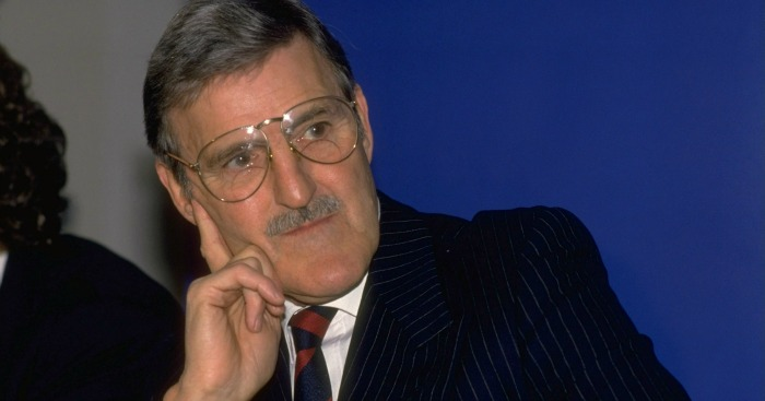 Jimmy Hill: Has passed away, aged 87