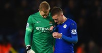 Joe Hart: Clean sheet in Manchester City's draw at Leicester City