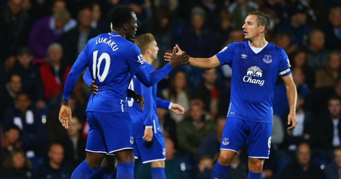 Phil Jagielka: Everton defender has not played since October