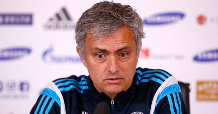 Jose Mourinho: Due to return to Stamford Bridge in October