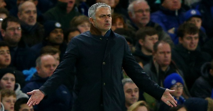 Jose Mourinho: Insists Chelsea won't be fighting relegation