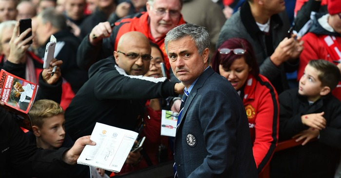 Jose Mourinho: Tipped for success at Man Utd