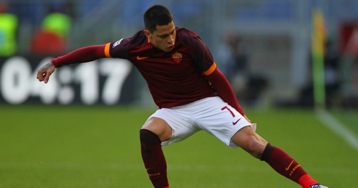 Juan Iturbe: Has been linked with Watford and Bournemouth