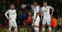 Manchester United: Lost 2-1 at Bournemouth