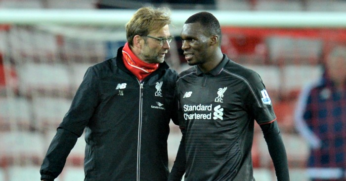 Jurgen Klopp: Says Christian Benteke has a future at Liverpool