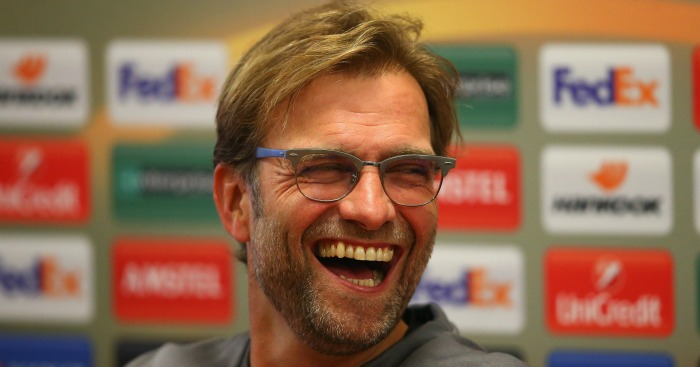 Jurgen Klopp: Set to make a move in January