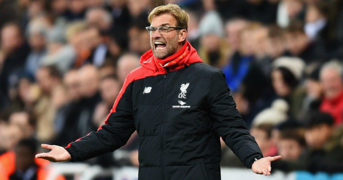 Jurgen Klopp: Disappointed with Liverpool display at Newcastle United