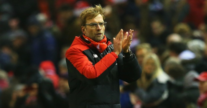 Jurgen Klopp: endorsed by Liverpool legend