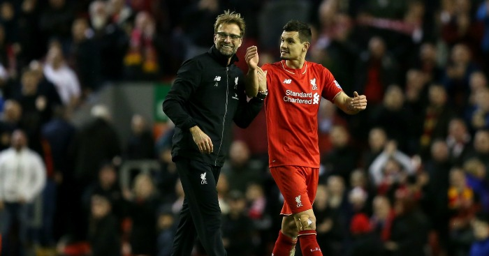 Jurgen Klopp: Manager confident in his squad's ability