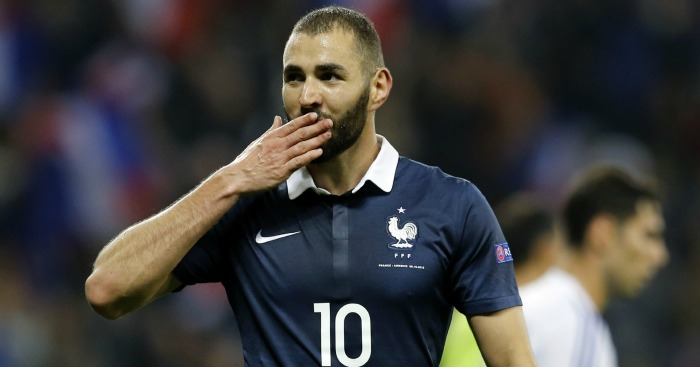 Karim Benzema: Wants chance to earn France recall