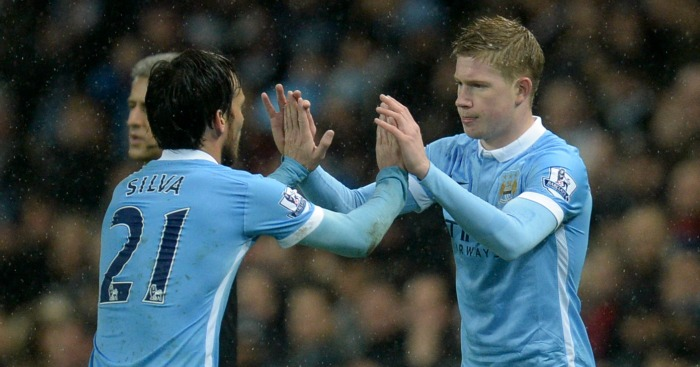 Kevin De Bruyne: Only bothered that Manchester City beat Swansea City