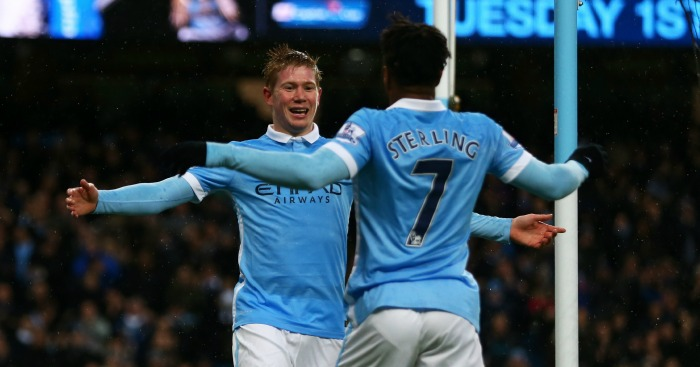 Kevin de Bruyne: Belgian has been an instant hit at City
