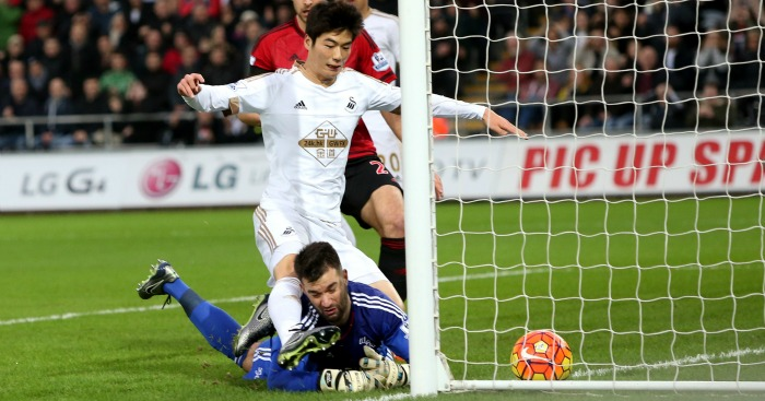 Ki Sung-yueng: Midfielder scored winner after only nine minutes