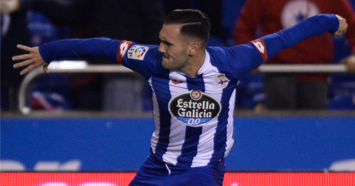 Lucas Perez: A recommended Liverpool target