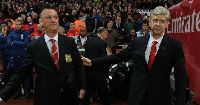 Louis van Gaal: Deserves more time says Wenger