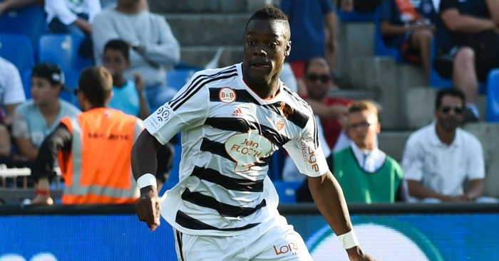 Lamine Kone: Lorient accept Sunderland's offer for defender