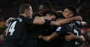 Liverpool celebration