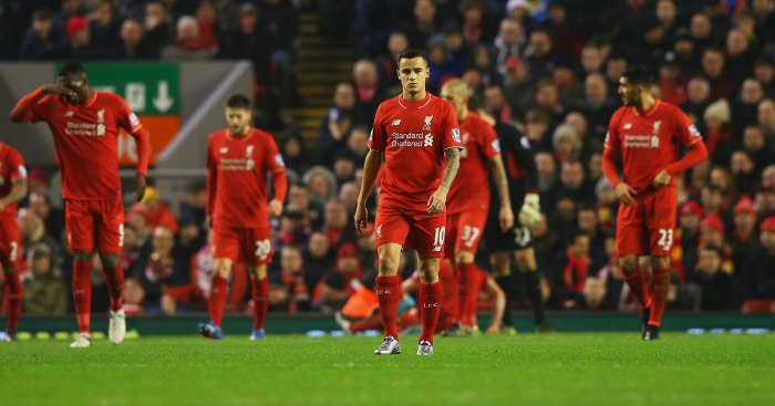 Liverpool: Team have struggled at Anfield this season