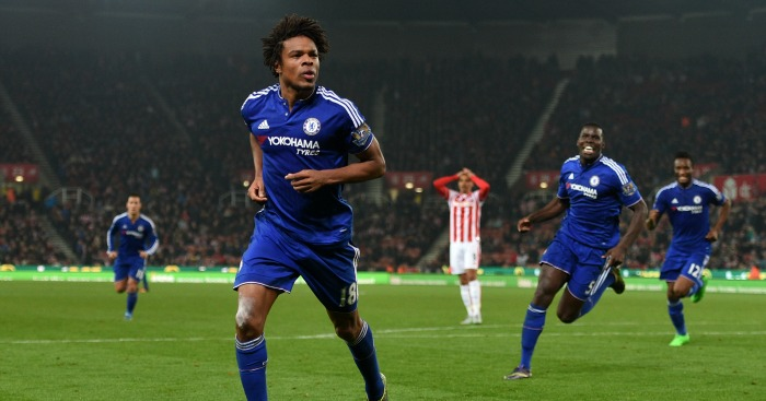 Loic Remy: Chelsea striker could join Leicester City